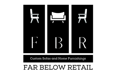 Far Below Retail Logo